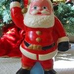 Advent Calendar of Christmas Memories: Day 17 – My Old Friend Santa Bank