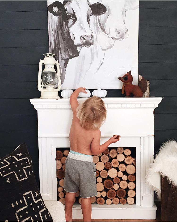 Our Home Through Instagram | Little DeKonings Blog