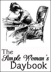 The Simple Woman's Daybook for July 18, 2016