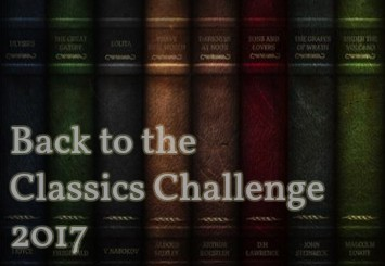 Back to the Classics Challenge: 2017 Wrap-Up Post