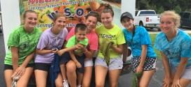 Girls Tennis… Paying It Forward