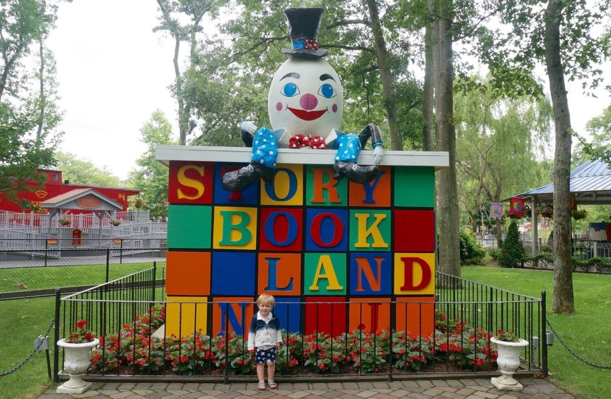 Storybook Land Summer Vacation Inspiration