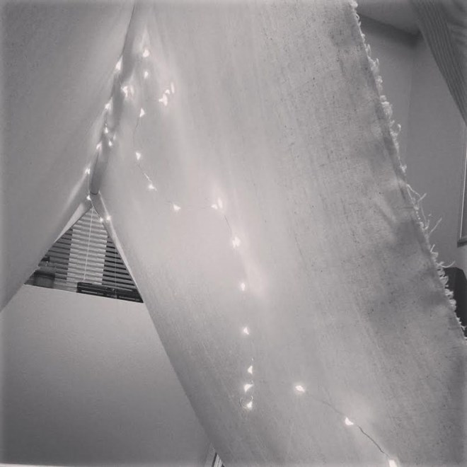wedding // tee pee love c/o LLinaBC.com