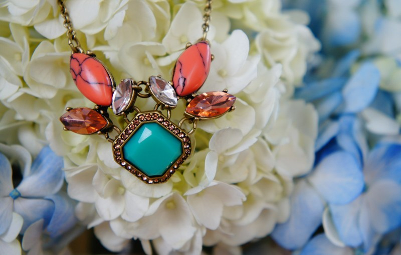 C+I sedona east west necklace & giveaway