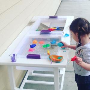 Sand and water table3
