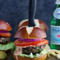 spicy black bean burgers with chipotle mayonnaise spicy black bean ...