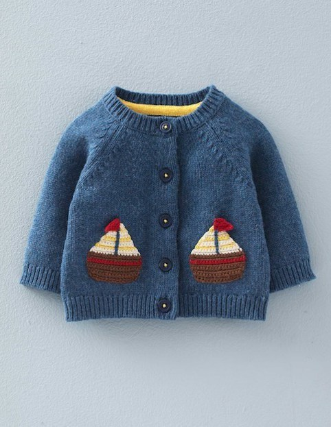 Little Spree: baby cardigan