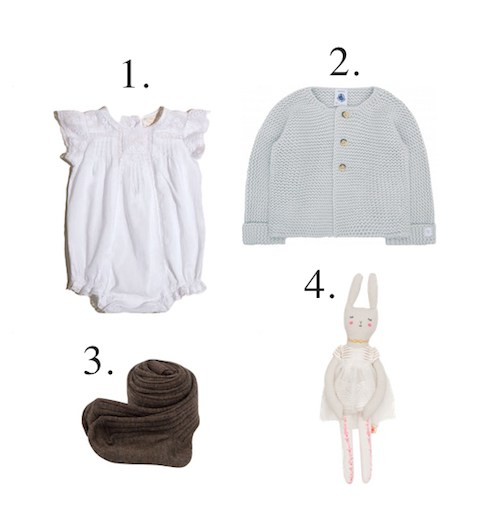 Little Spree: Baby Girl Outfit