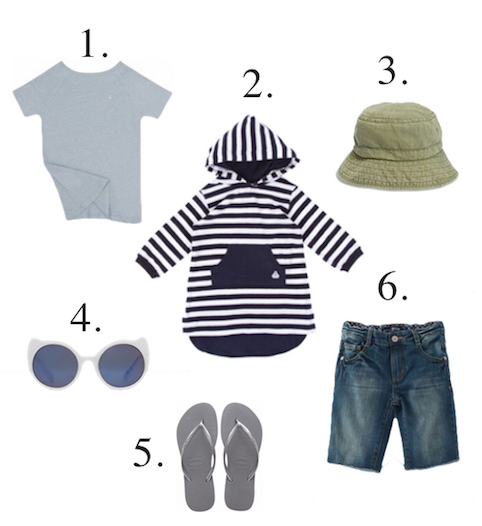 Little Spree: Boys Holiday Capsule Wardrobe