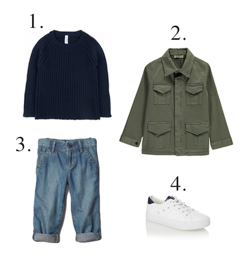 Little Spree: cool khaki jacket