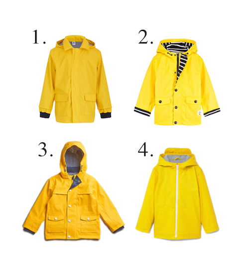 Stylish childrens rain macs - Little Spree