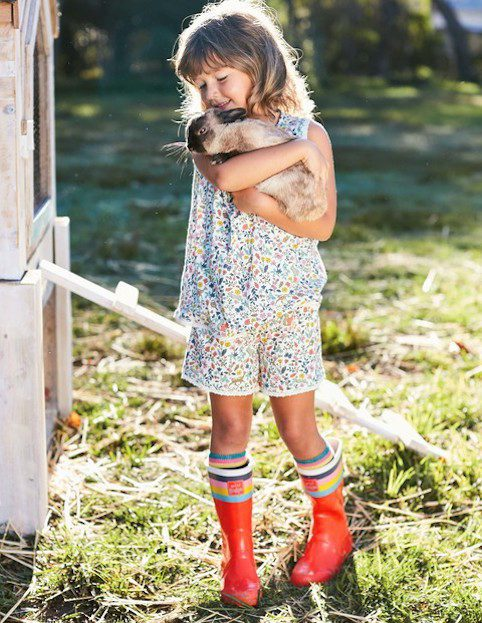 Girls Summer pyjamas - Little Spree
