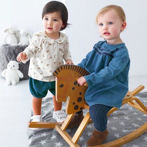 Little Spree: La Redoute baby collection edit