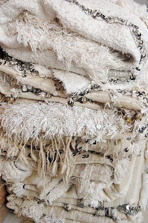 Little Spree - Moroccan wedding blankets