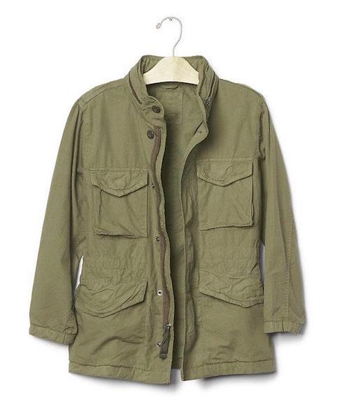 Little Spree: boys khaki jacket