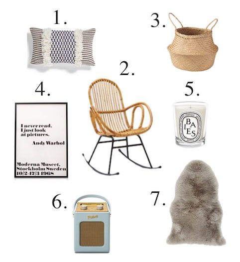 Interiors Week on Little Spree - Sarah's selects