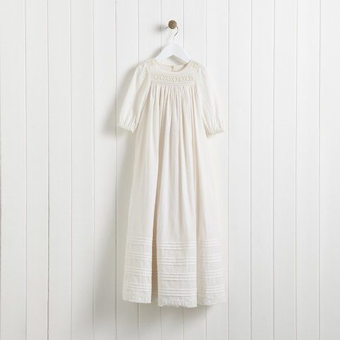 Little Spree: The White Company christening gown