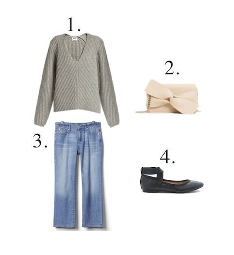 Mama Spree: how to wear you ankle tie ballet flats - Little Spree