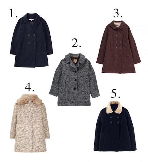 Girls Winter coats - Little Spree