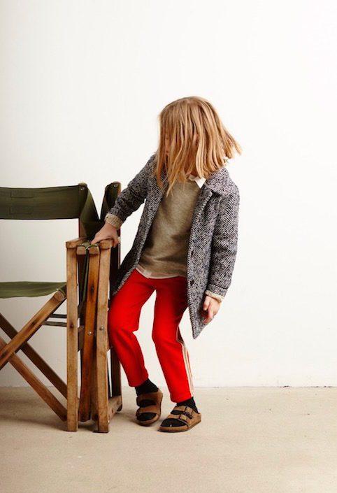 Little Spree: girls winter coat edit