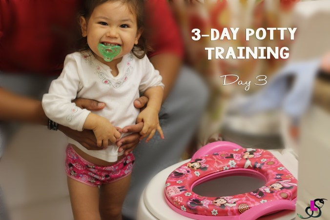 Blog Post 12.29.15 Day 3 of 3 Day Potty