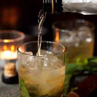 Whisky Ginger Julep