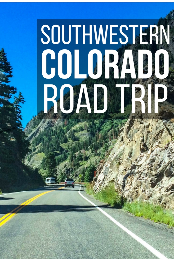 a long weekend southwestern colorado road trip