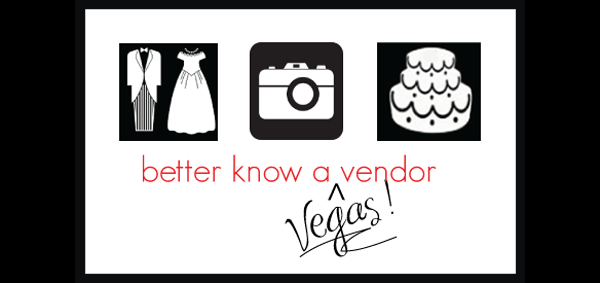 las vegas wedding vendor interview series