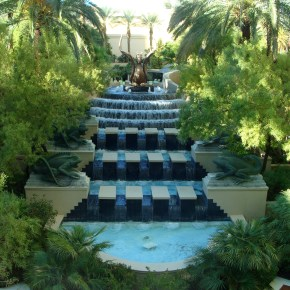 Wedding venue: Gardens at Four Seasons