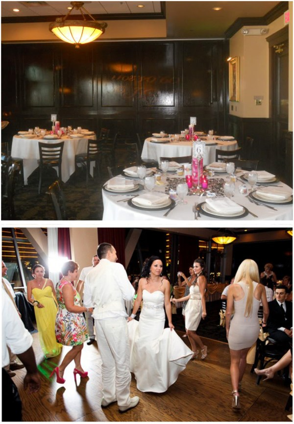 maggianos vegas wedding