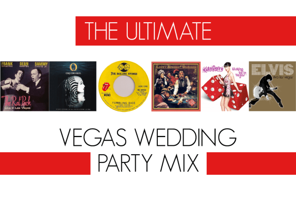 las vegas party wedding mix