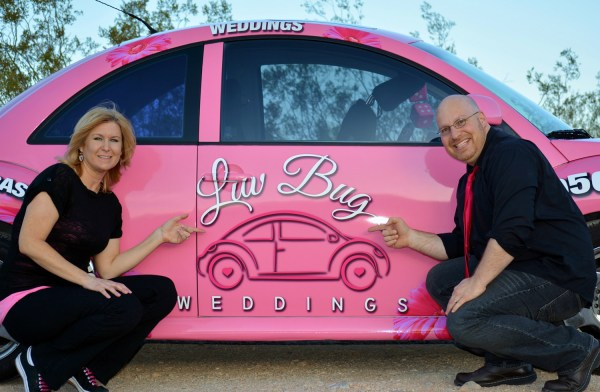 Las Vegas Luv Bug Mobile Weddings