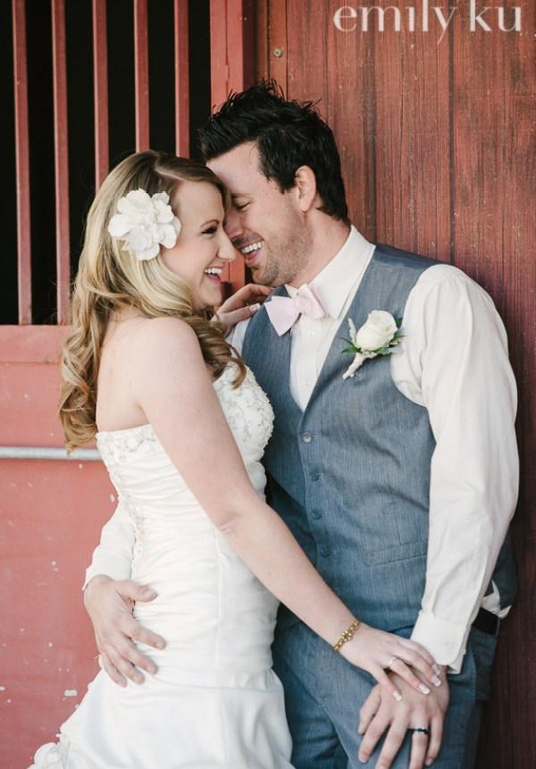 Legends Ranch Romance Wedding - Emily Ku Photo