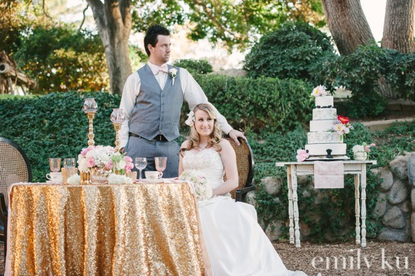 Legends Ranch Romance Wedding - Emily Ku Photo
