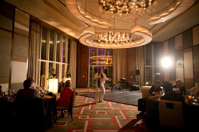 Mandarin Oriental Las Vegas Wedding by Gin & Sake Photography