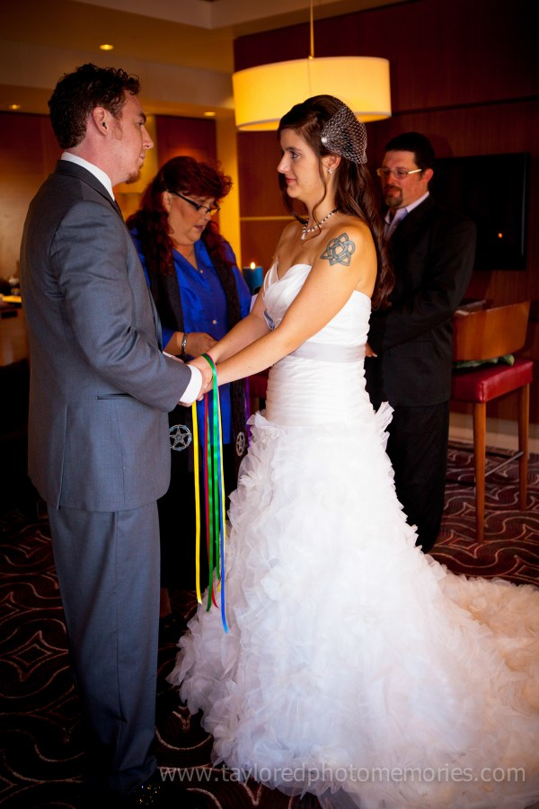 Pagan Handfasting in Las Vegas | Taylored Photo Memories