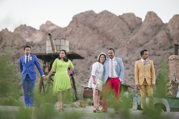 Fun and Fabulous 15 Year Vegas Vow Renewal by Ryan Ortega Photography