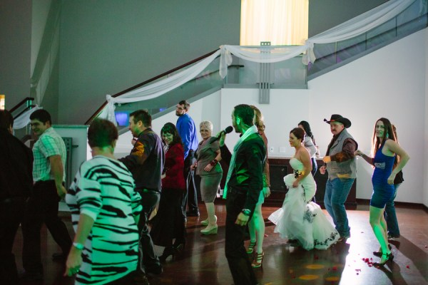 Emerald at Queensridge Wedding | Little Vegas Wedding