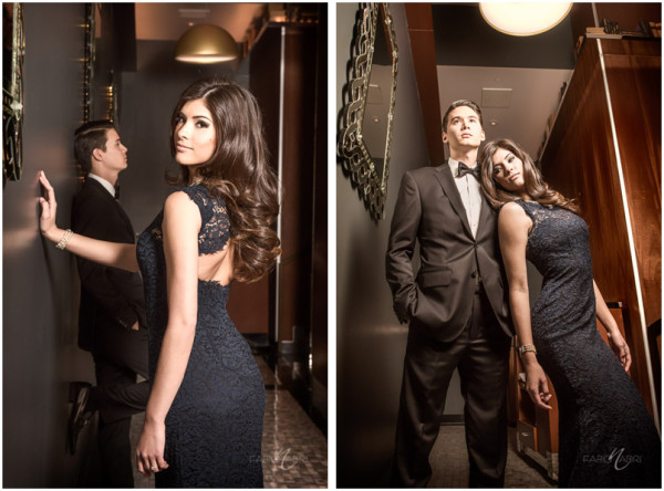 Hyde Engagement by Fabio and Adri Photography | Little Vegas Wedding