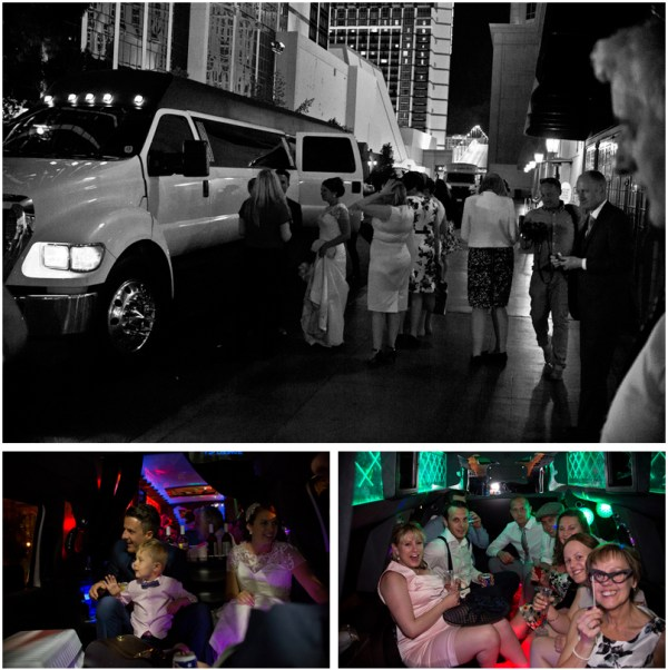 Mon Ami Gabi Wedding Reception | Little Vegas Wedding