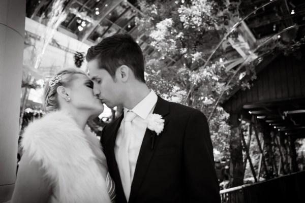 Garden Wedding at JW Marriott | Little Vegas Wedding