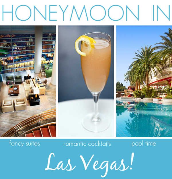 Las Vegas Honeymoon Guide | Little Vegas Wedding