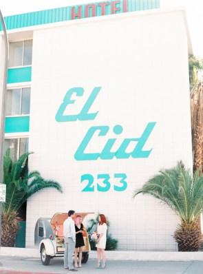 Modern Mobile Weddings in Vegas | Little Vegas Wedding