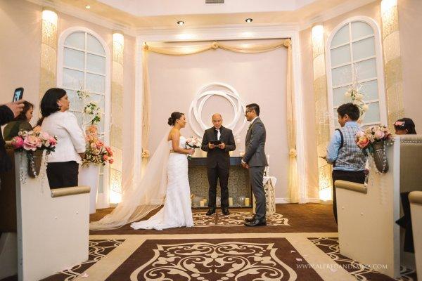 Flamingo Las Vegas Wedding   Little Vegas Wedding