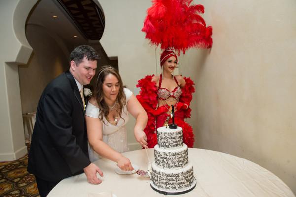 Westin Lake Las Vegas Wedding by Images by EDI033