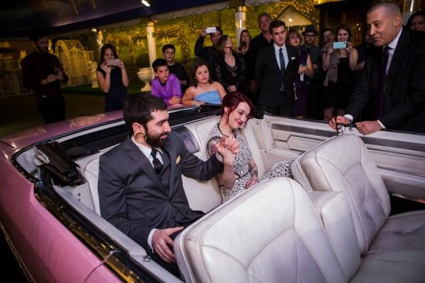 Drive Thru Vegas Wedding   Little Vegas Wedding