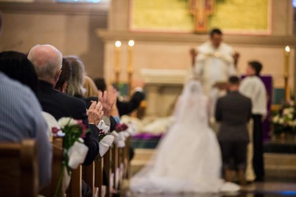 Veil Pavilion at Silverton | Little Vegas Wedding