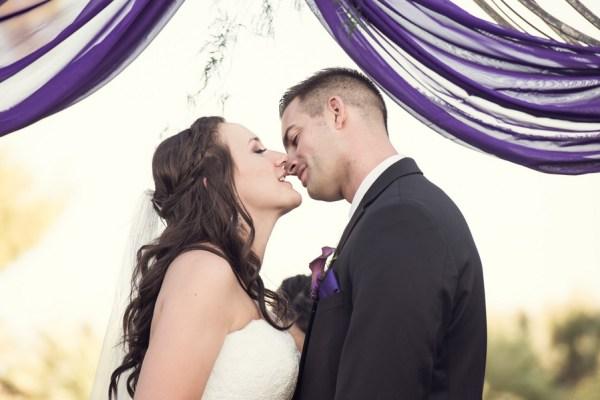 Modern Vegas Wedding | Little Vegas Wedding