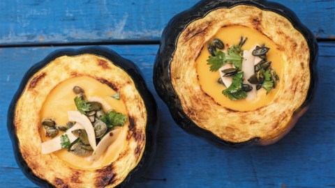 fall squash recipes