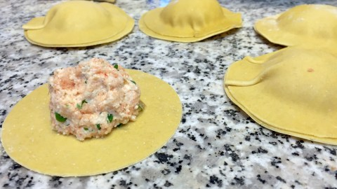 lobster mince